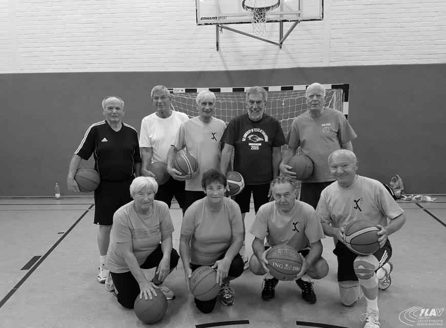 Senioren Basketball Team